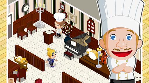 Игра История ресторана. Свадьба для планшетов на Android