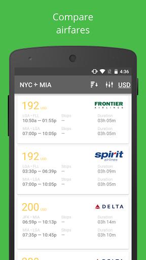 Airline tickets — Pro Flight скачать на Андроид