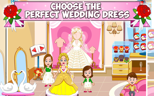 My Town: Wedding скачать на Андроид