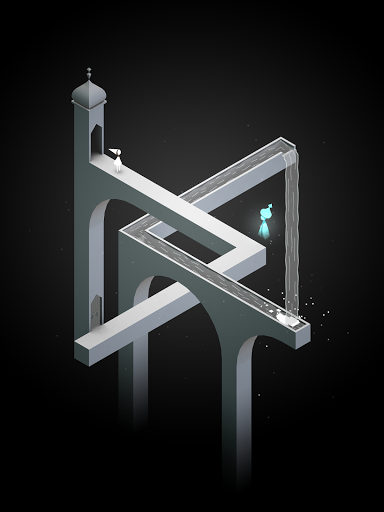 Игра Monument Valley для планшетов на Android