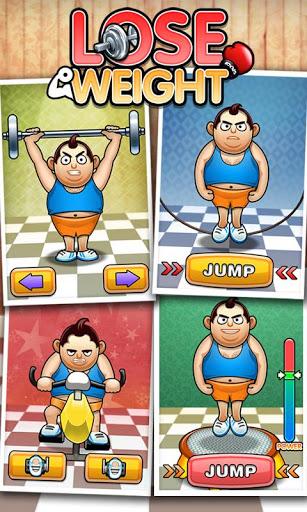 Игра Lose Weight для планшетов на Android