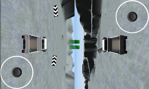 Игра Truck Simulator 4D - 2 Players для планшетов на Android