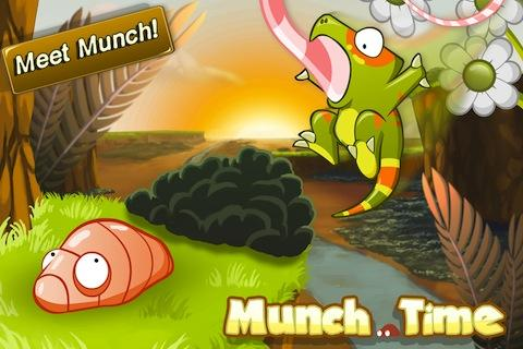 "Игра ""Munch Time"" на Андроид"
