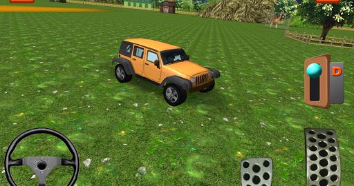 Игра Zoo Parking на Андроид