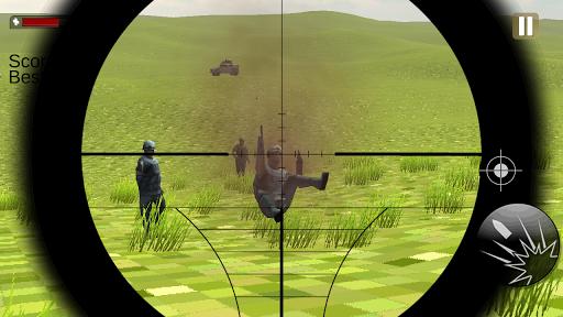 Игра Mountain sniper на Андроид