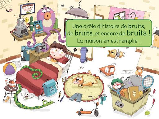 Игра Bruits de ma maison для планшетов на Android
