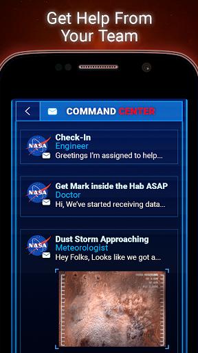 The Martian: Official Game скачать на Андроид