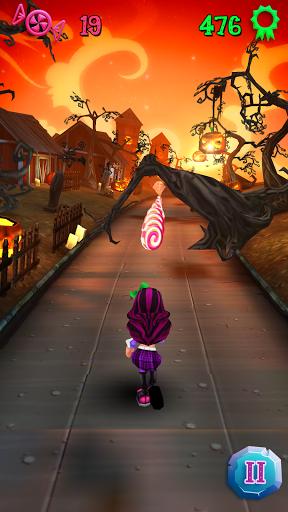 Halloween Runner на Андроид