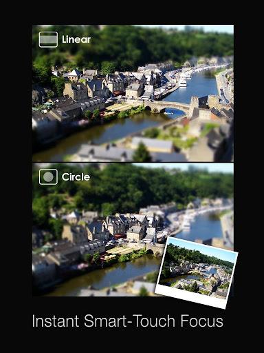 Big Lens для планшетов на Android