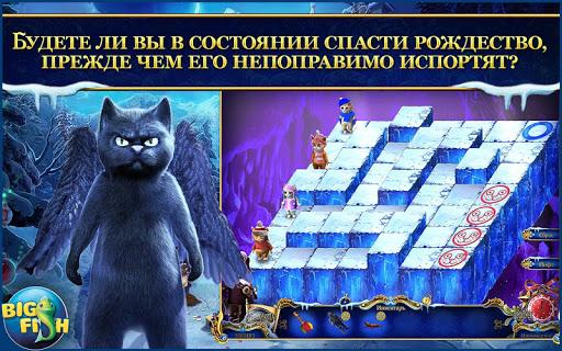 Рождественские игры: Кот (Full) скачать на Андроид