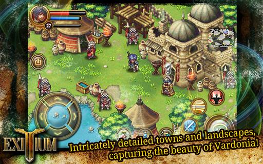 """Игра """"Exitium - Saviors of Vardonia"""" для планшетов на Android"""