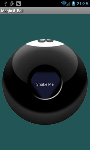 Игра Magic 8 Ball на Андроид