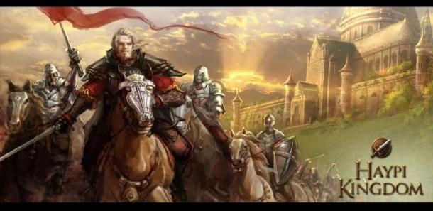 MMORPG Haypi Kingdom на Андроид