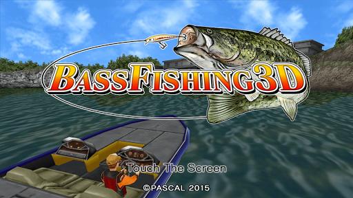 Игра Bass Fishing 3D on the Boat на Андроид