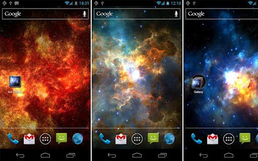 Galaxy Pack скачать на планшет Андроид