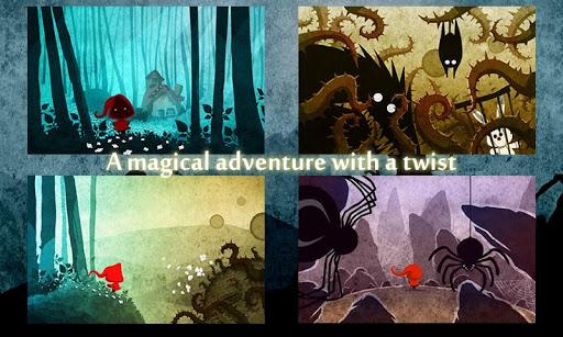 Игра TA: Little Red Riding Hood на Андроид