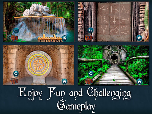The Lost Fountain для планшетов на Android