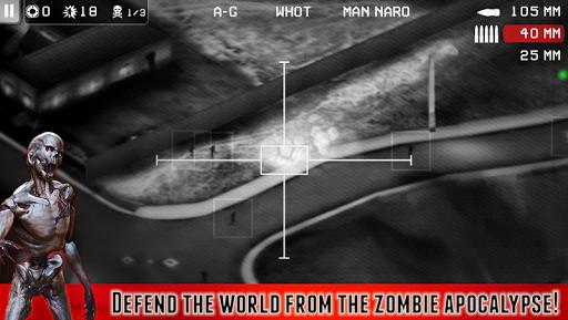 Zombie Gunship Zero скачать на планшет Андроид