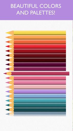 Colorfy — бесплатная раскраска скачать на Андроид