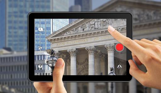 Приложение PeretzCAM для планшетов на Android