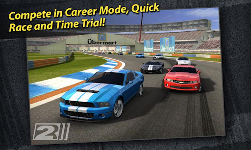 """Игра """"Real Racing 2 HD"""" для планшетов на Android"""