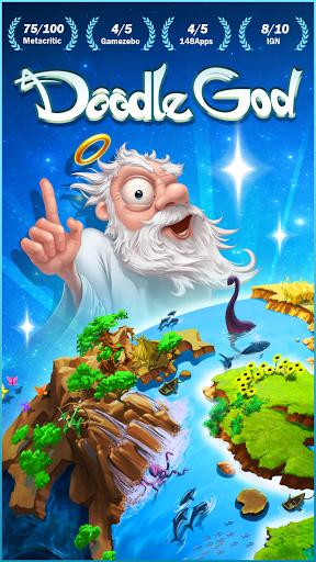Игра Doodle God™ на Андроид