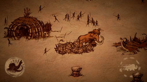 The Mammoth: A Cave Painting скачать на планшет Андроид