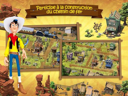 Lucky Luke: Transcontinental на Андроид