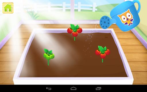Игра Yipy Garden Farm для планшетов на Android