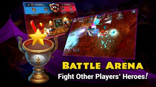 Игра Dungeon Defenders: First Wave на Андроид