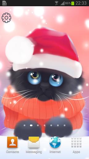 Christmas Kitten скачать на Андроид