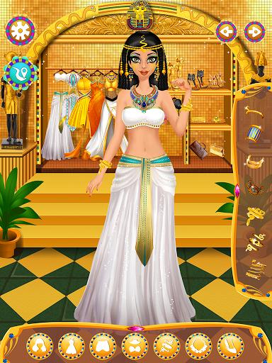Египетская принцесса для планшетов на Android