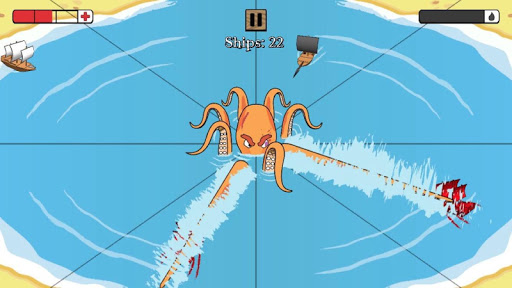 Ship Smash на Андроид