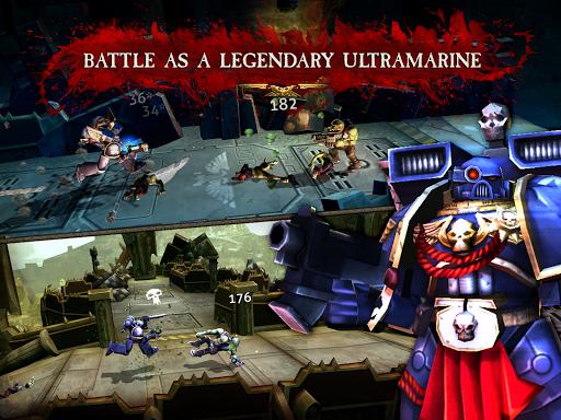 Игра Warhammer 40,000: Carnage для планшетов на Android