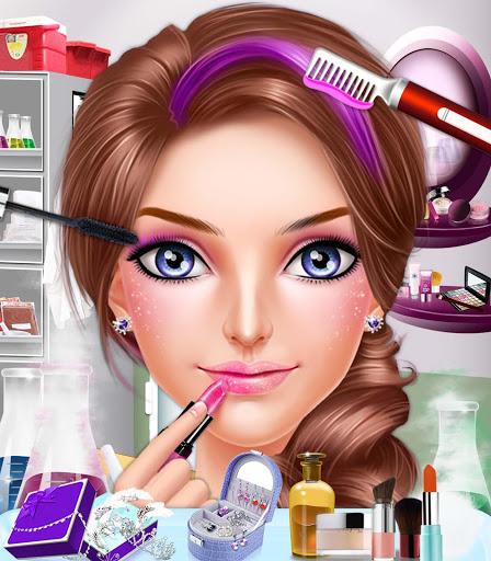 Scientist Girls Fashion Salon на Андроид