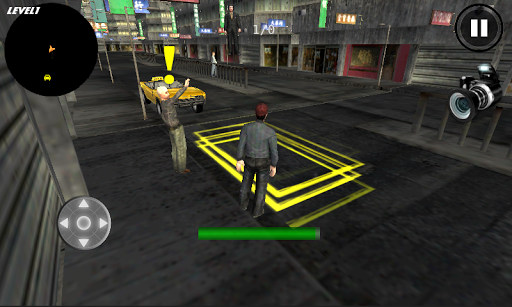 Игра CRAZY TAXI KING 3D для планшетов на Android