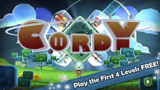 Игра Cordy! для планшетов на Android