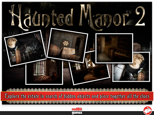 Haunted Manor 2 - Full Version для планшетов на Android