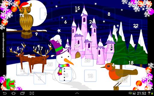 Christmas Calendar скачать на Андроид