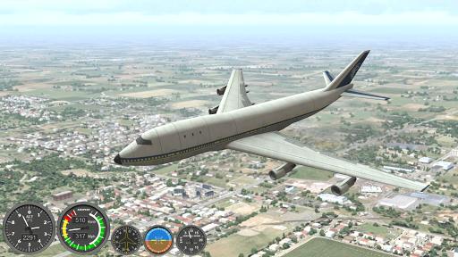Игра Boeing Flight Simulator 2014 на Андроид