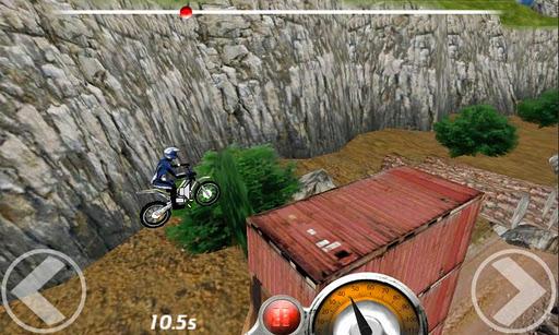 Симулятор мото-триала Trial Xtreme для планшетов на Android