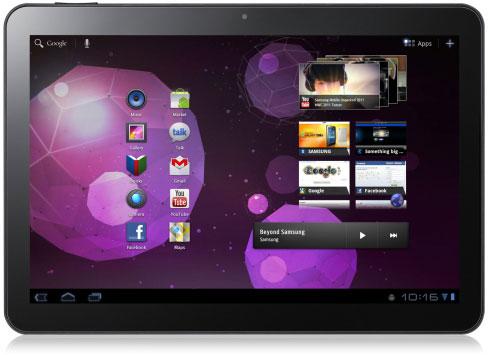 Эпичный баг у Samsung Galaxy Tab 10.1