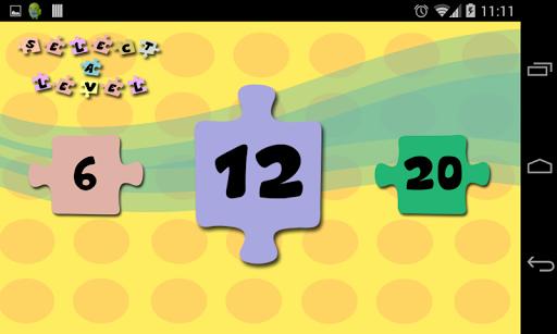 Головоломки для детей для планшетов на Android
