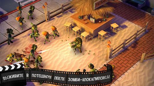 "Игра ""Zombiewood"" для планшетов на Android"