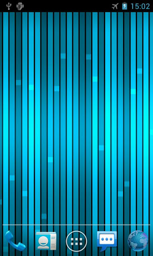 "Живые обои ""Stripe ICS Pro LWP"" на Андроид"