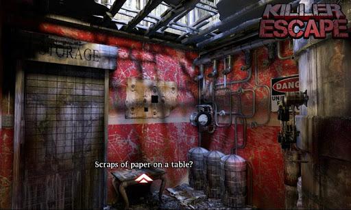 """Игра """"Killer Escape"""" на Андроид"""
