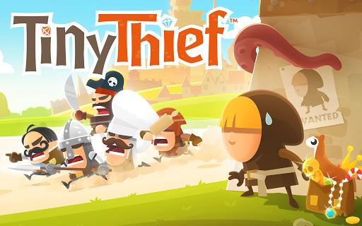 Игра Tiny Thief на Андроид