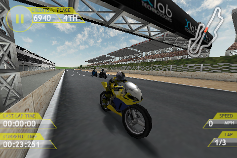 Motorbike GP для планшетов на Android