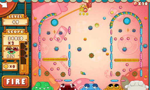 Игра Catch Candies на Андроид