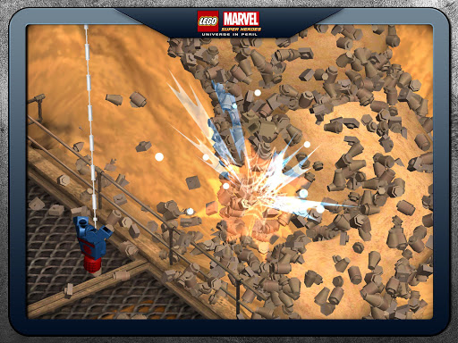 LEGO® Marvel Super Heroes для планшетов на Android